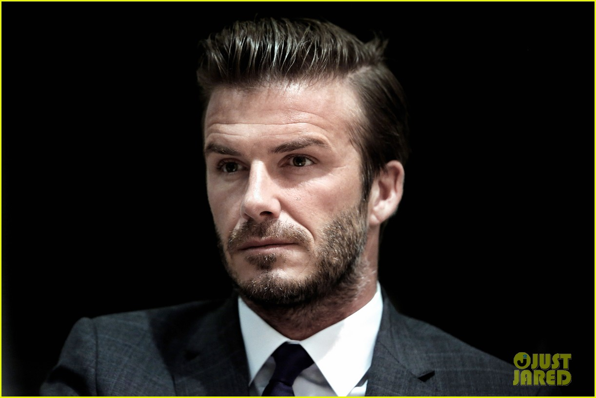 david beckham third day of china visit 112894411