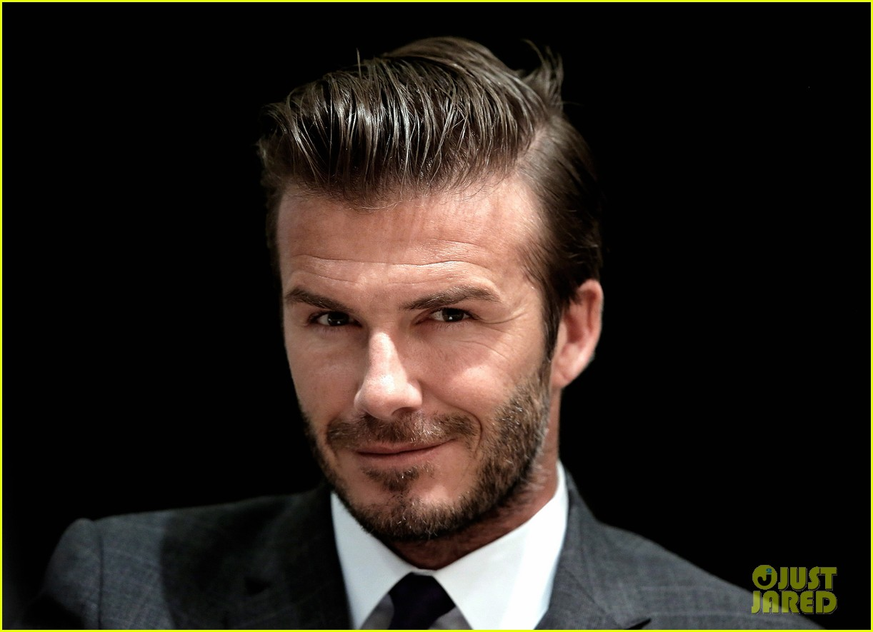 david beckham third day of china visit 18