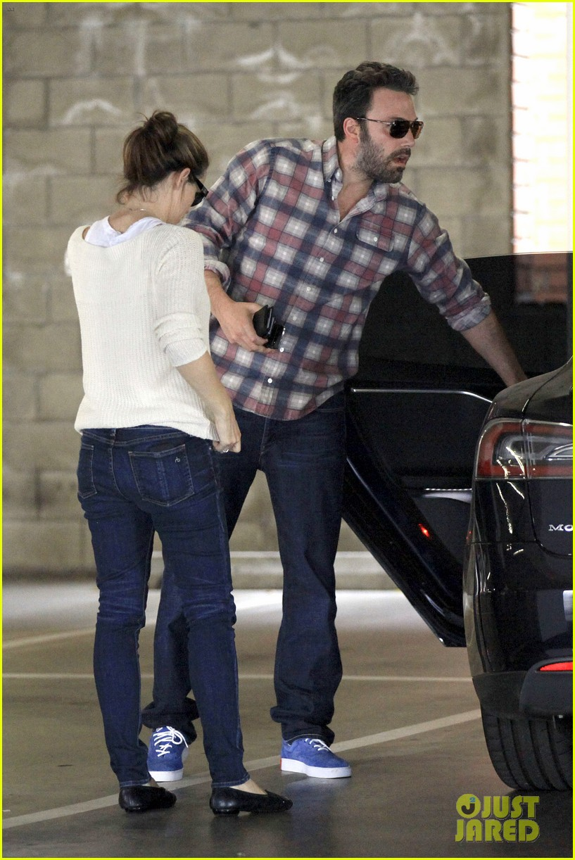 ben affleck jennifer garner sunday dinner with bens mom 192883091