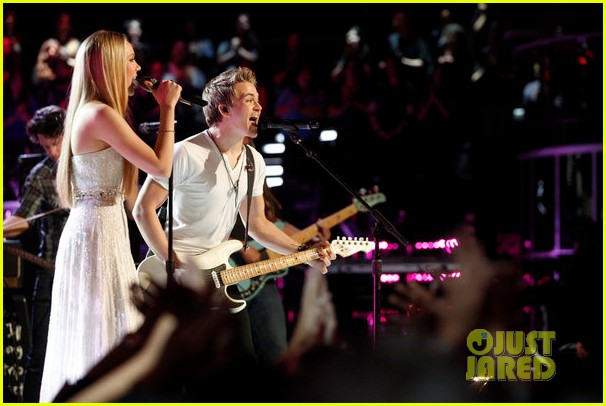 danielle bradbery hunter hayes the voice finale performance video 082894013