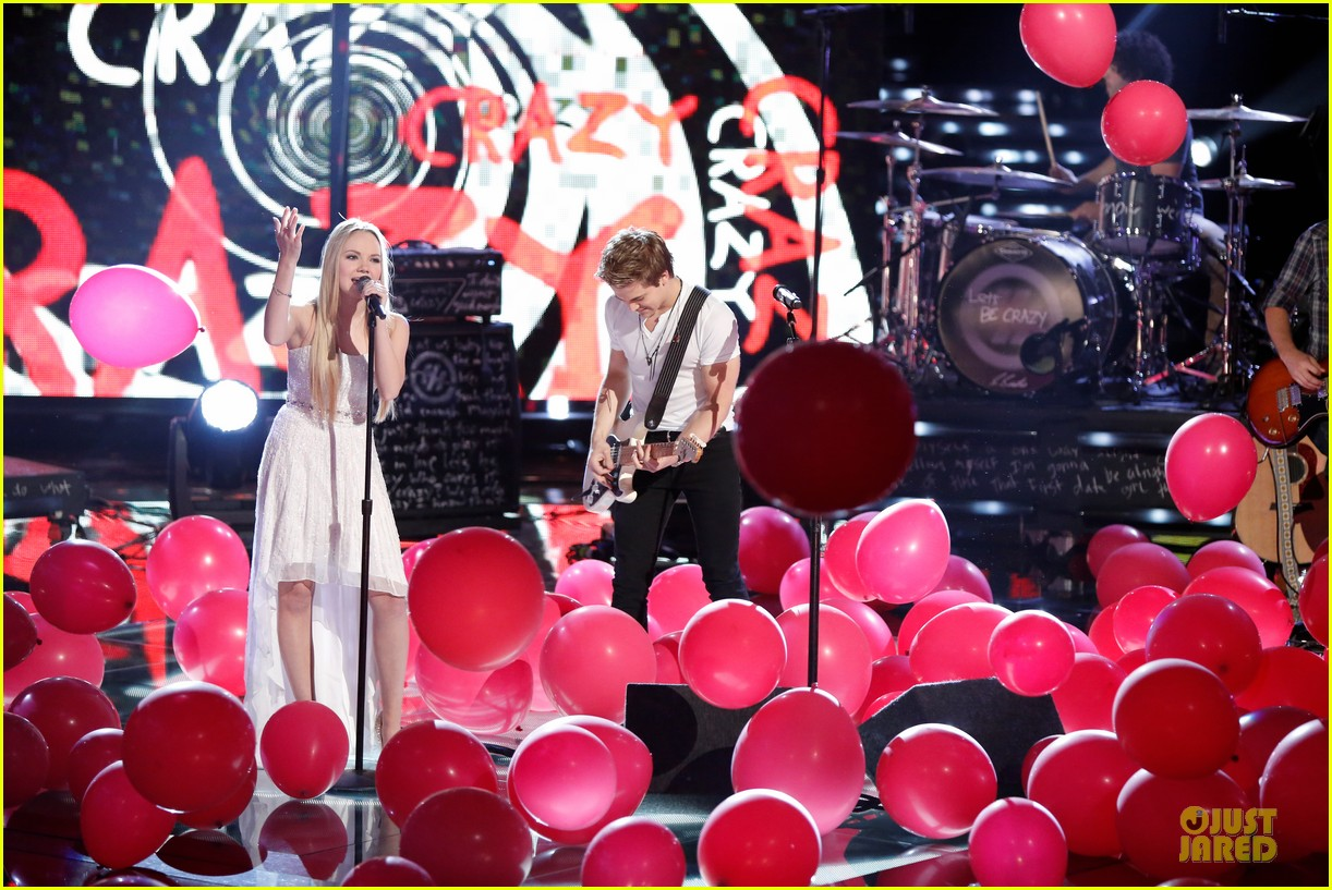danielle bradbery hunter hayes the voice finale performance video 11