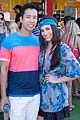chloe bridges claudia lee just jared summer kick off party mcdonalds 08