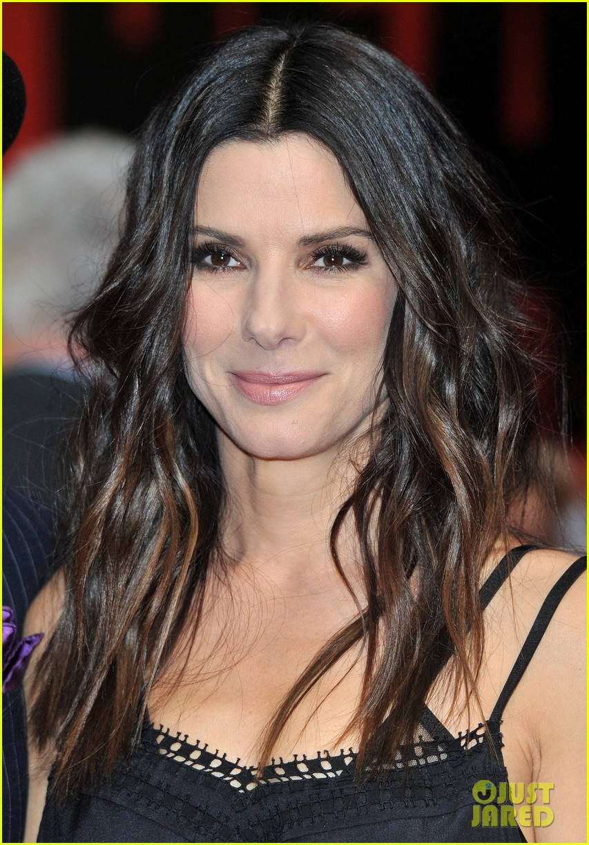 sandra bullock the heat gala screening in london 03
