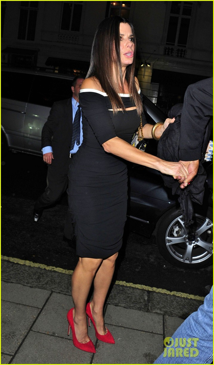 sandra bullock the heat gala screening in london 042890678