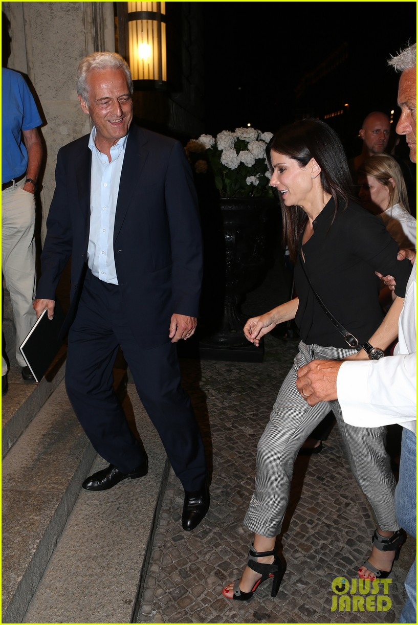 sandra bullock night out berlin 102894301
