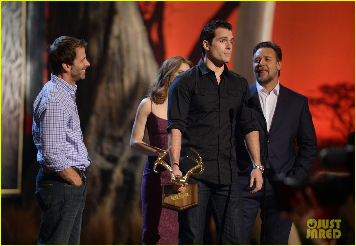henry cavill amy adams guys choice awards 2013 17