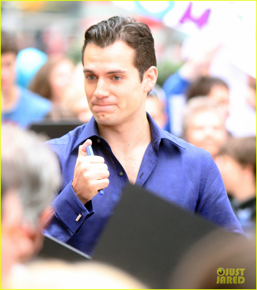 henry cavill amy adams talk show appearances in nyc 19