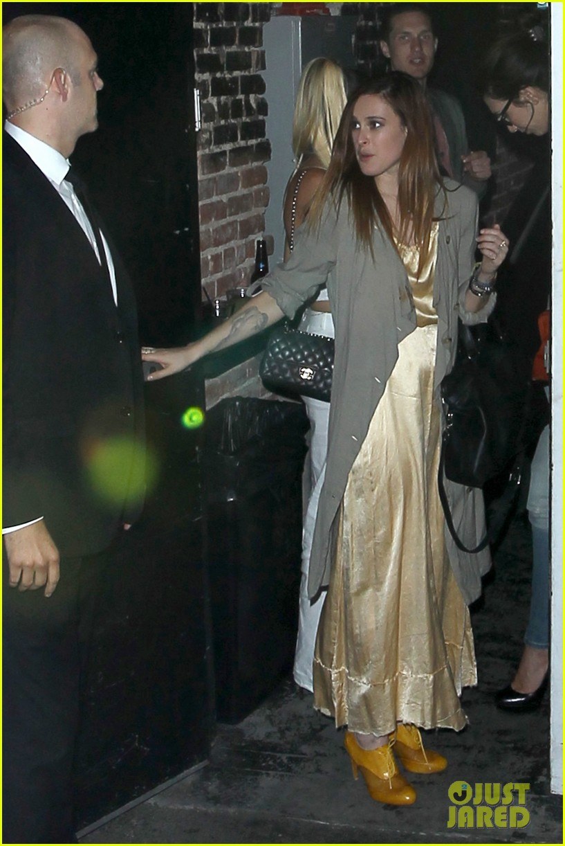 demi moore rumer willis sneak out of sayers club 08