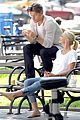cameron diaz nikolaj coster waldau lock lips on set 05
