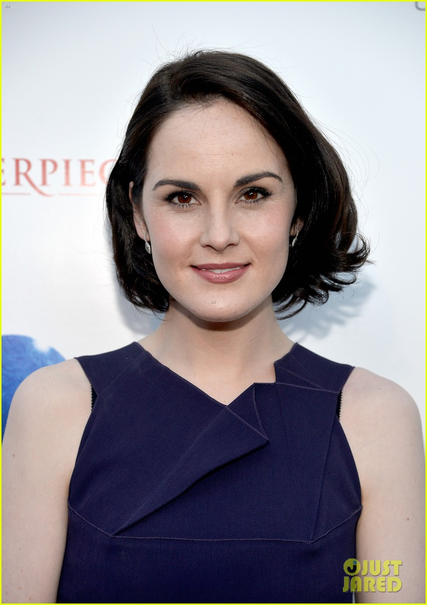 michelle dockery an evening with downton abbey cast 202889006