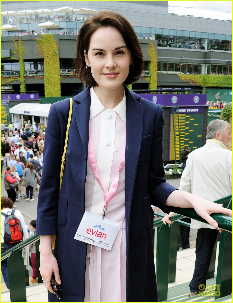 michelle dockery tom cullen evian live young suite 062898459