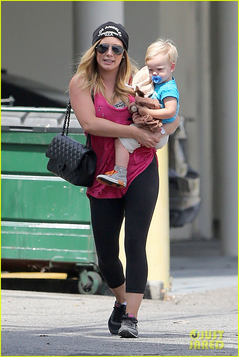 hilary duff luca is the sweetest boy i ever met 072897486