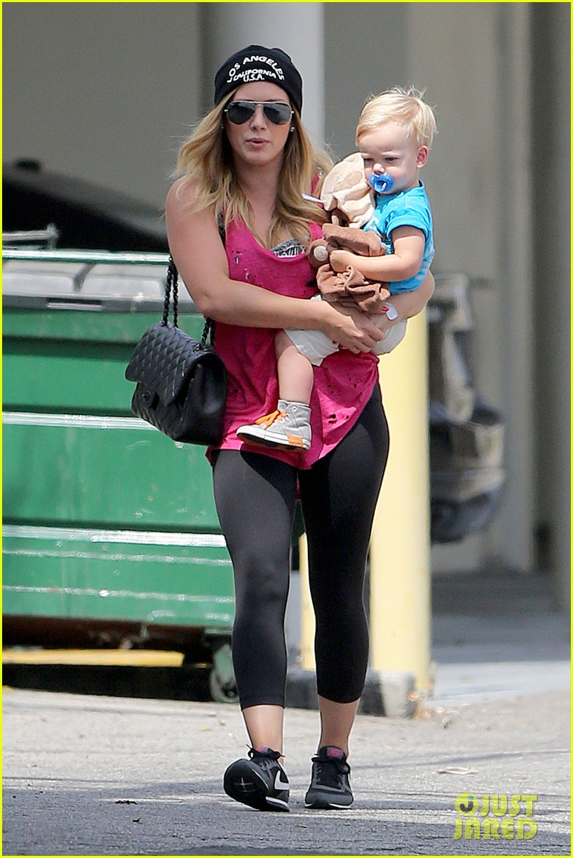 hilary duff luca is the sweetest boy i ever met 13