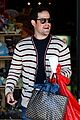 hilary duff fathers day weekend mike comrie baby luca 24