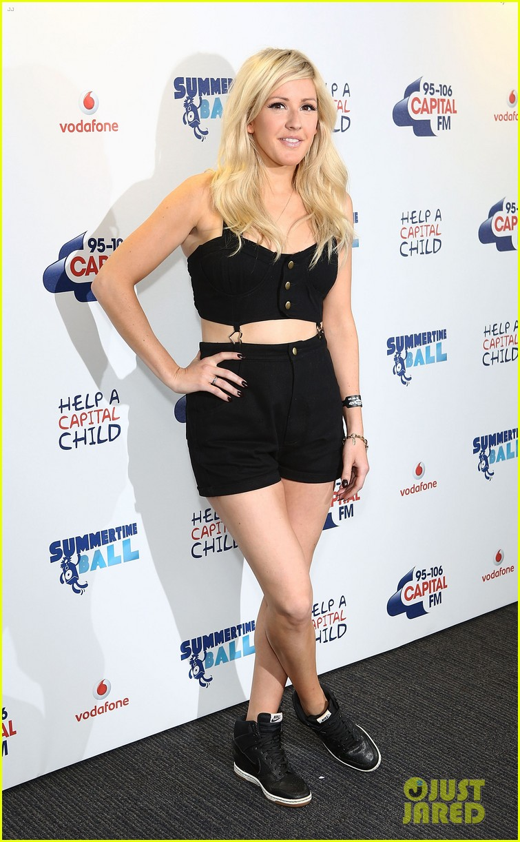 ellie goulding olly murs capital summertime ball 2013 072887722