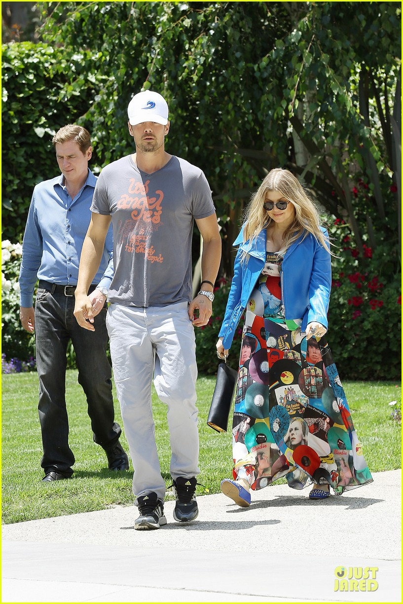 fergie josh duhamel scenic route trailer watch now 222882445