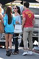 selena gomez david henrie wizards of waverly place lunch reunion 05