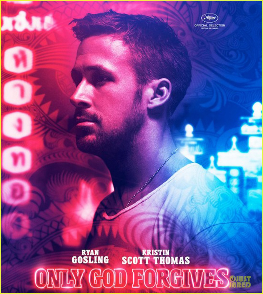 ryan gosing only god forgives character poster  03