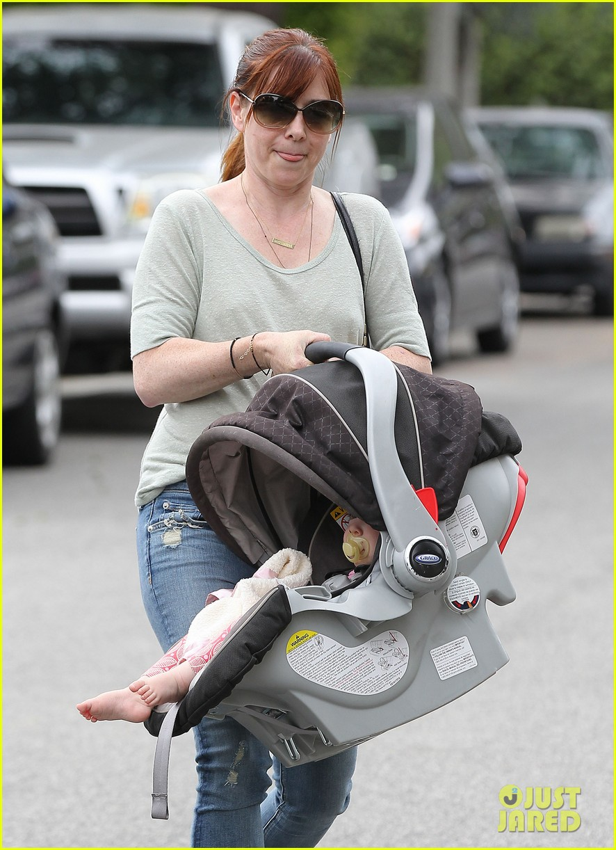 alyson hannigan girls day out with keeva 042898741