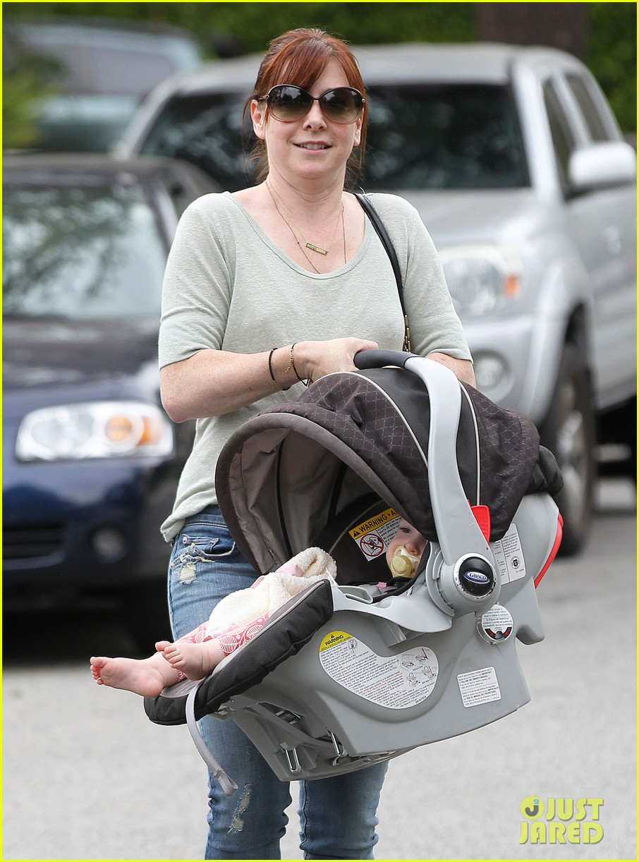 alyson hannigan girls day out with keeva 09
