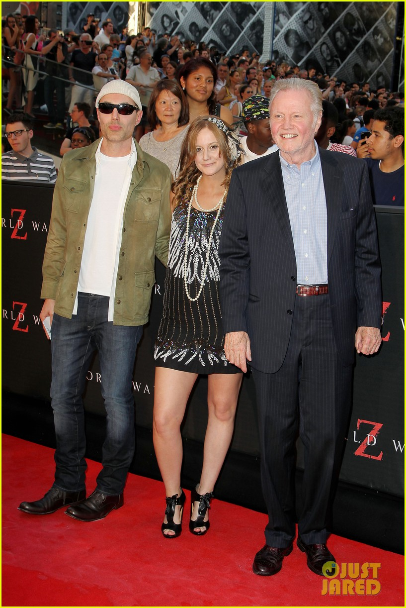 james haven jon voight world war z nyc premiere 03