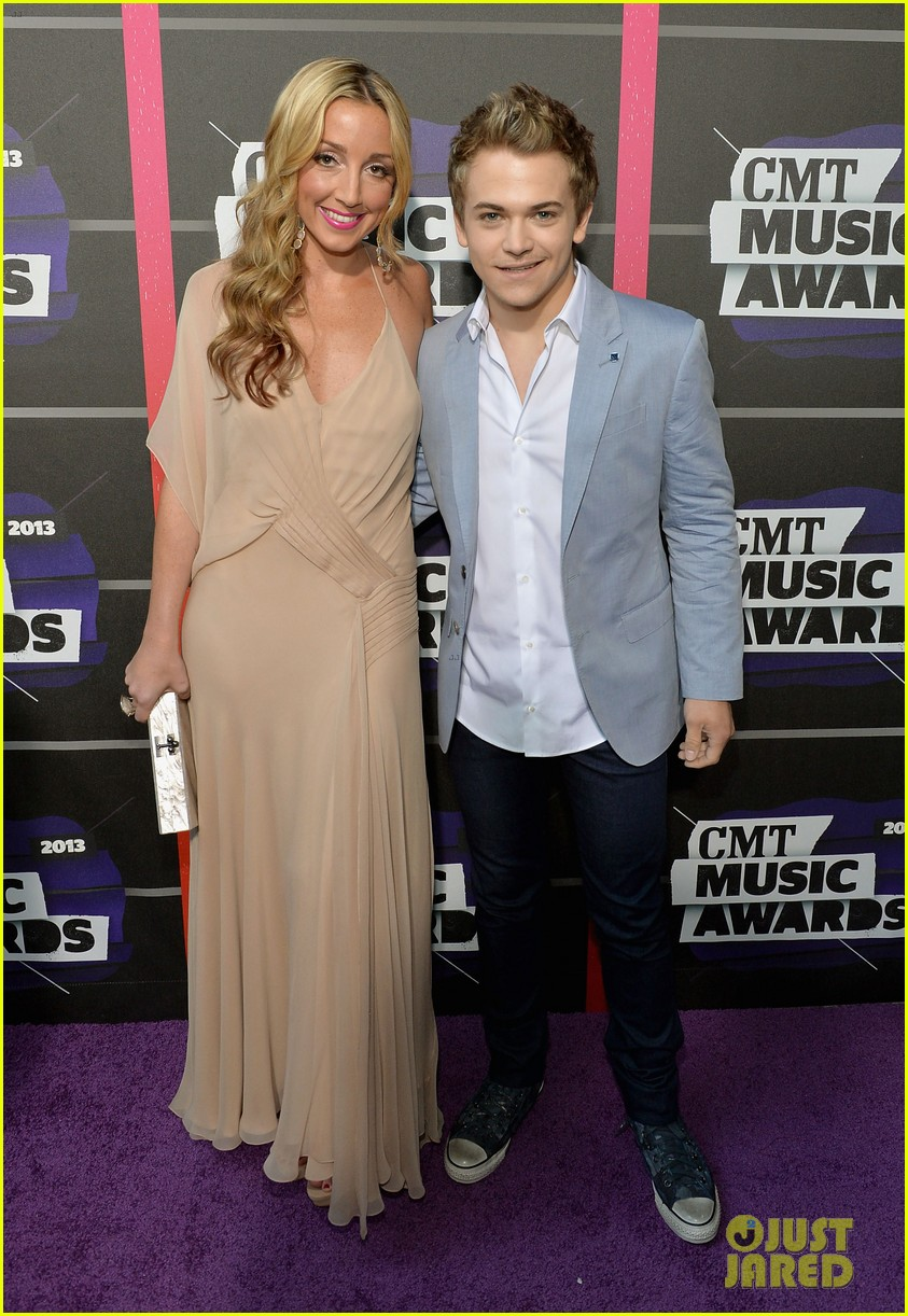 hunter hayes ed sheeran cmt music awards 2013 13
