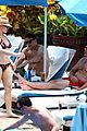 megan hilty cuddling with shirtless brian gallagher in hawaii 16