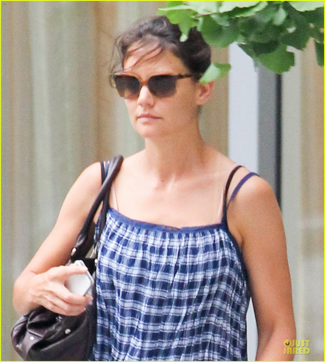 katie holmes john frieda hair appointment 042898545