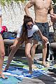 vanessa hudgens ashley greene learn to surf in bali 01