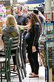 pregnant kim kardashian natural glow at the vitamins barn 28