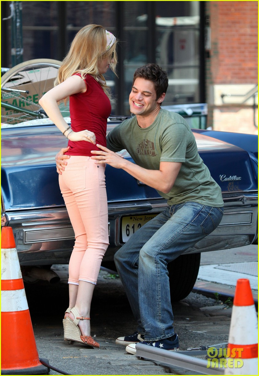 anna kendrick jeremy jordan kiss for last 5 years 03
