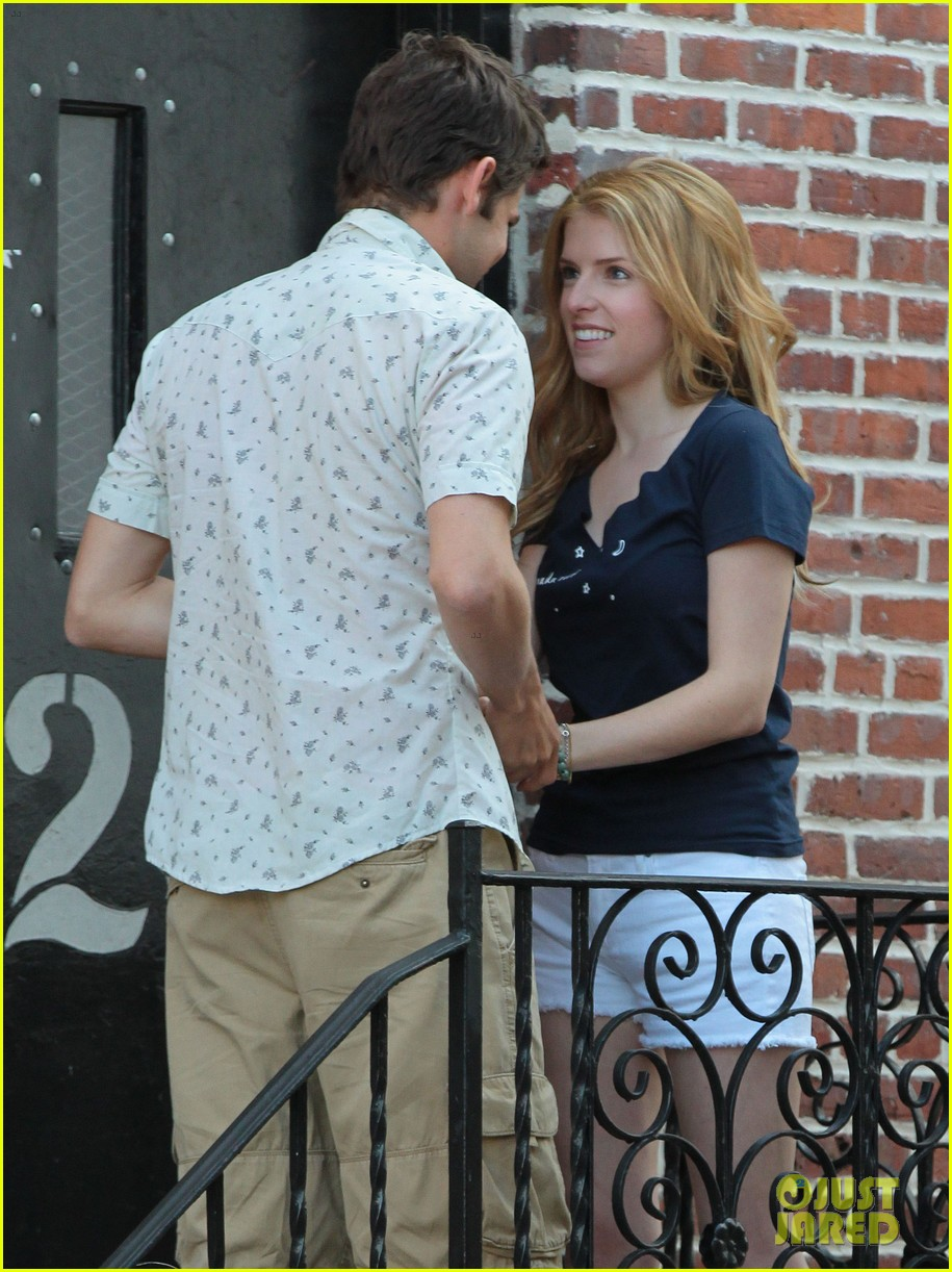 anna kendrick jeremy jordan kiss for last 5 years 252895528