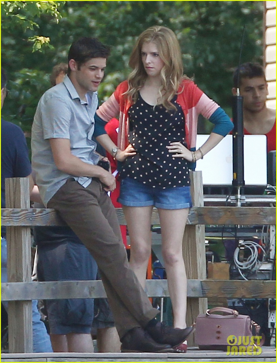 anna kendrick jeremy jordan last five years on the island 032894858