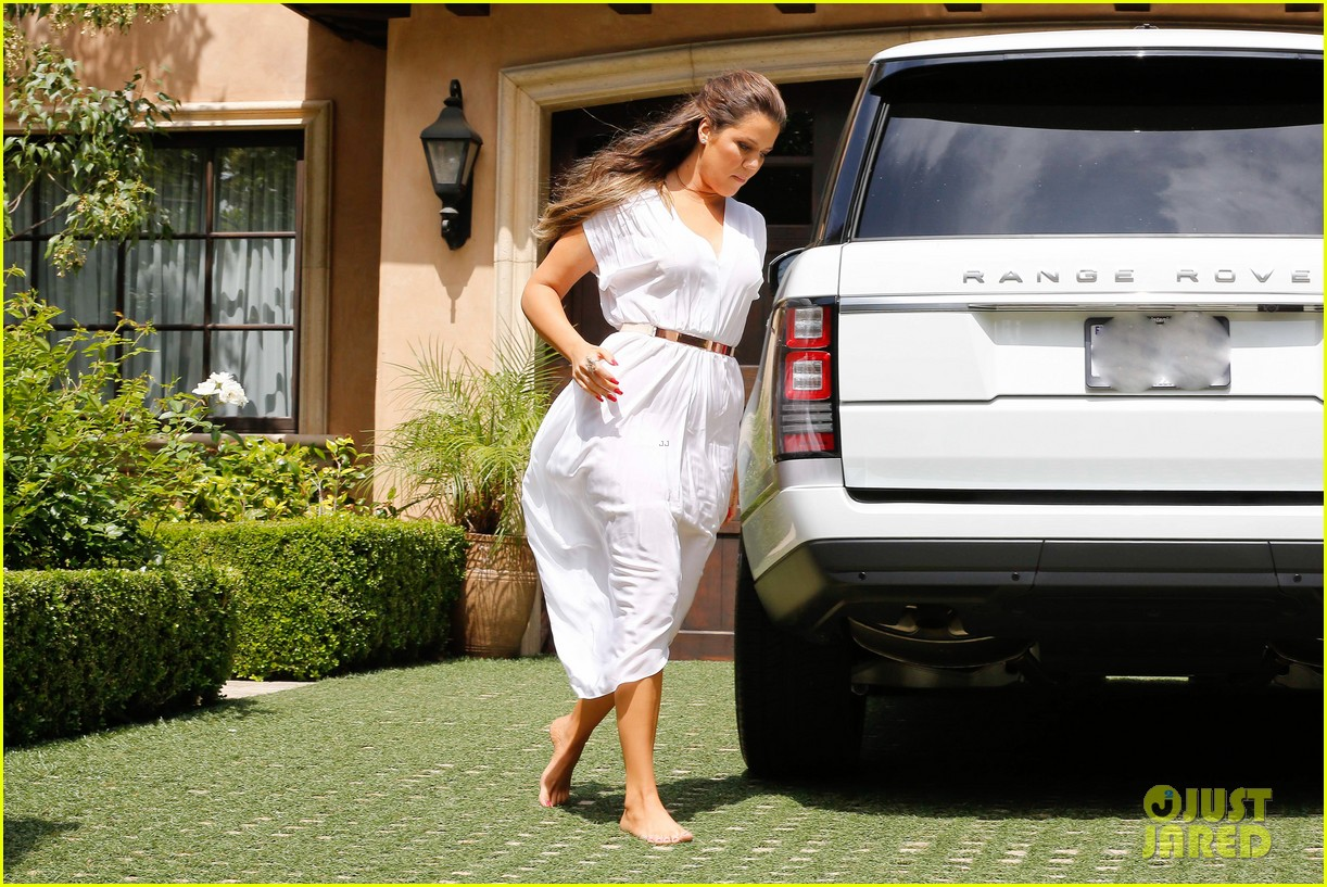 kim kardashian kanye west baby shower photos 122882841