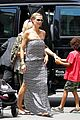 heidi klum i saved my kids hair for art projects 26
