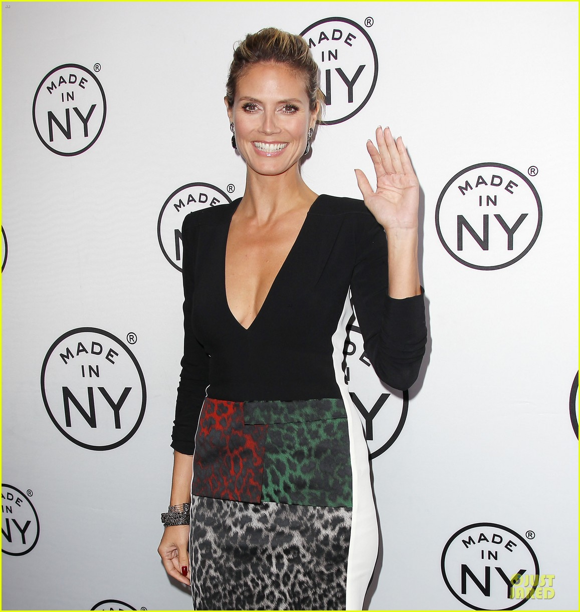 heidi klum made in ny awards honoree 222889620