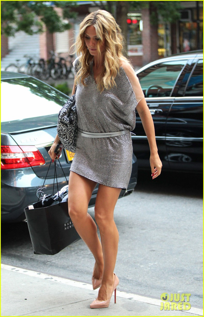 heidi klum takes new york city by storm 062899395