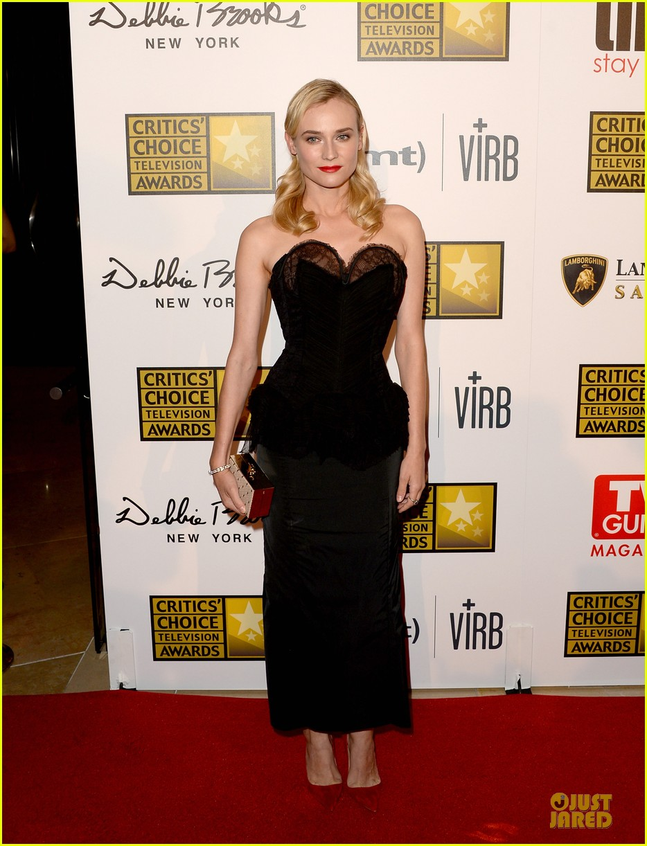 diane kruger critics choice television awards 2013 red carpet 03
