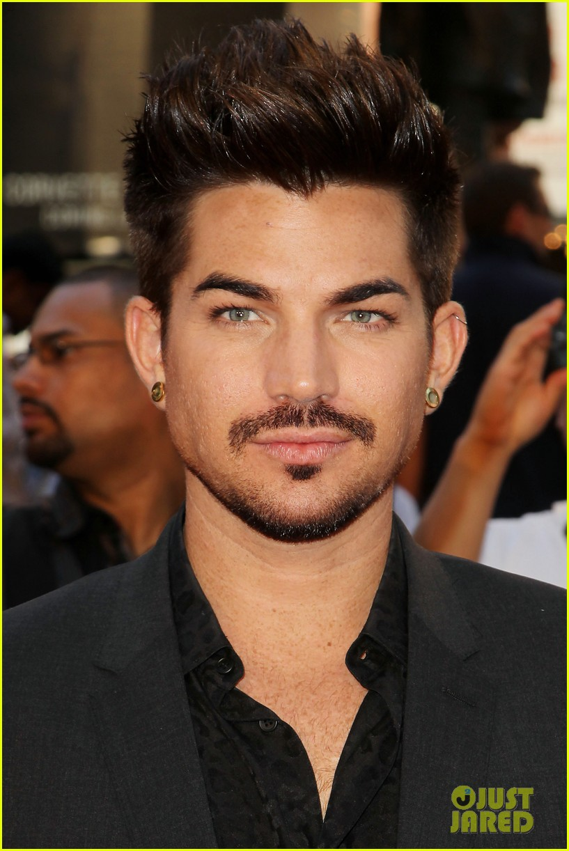 adam lambert world war z nyc premiere 102893336