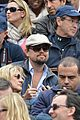 leonardo dicaprio watches french open with lukas haas 08