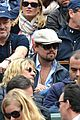 leonardo dicaprio watches french open with lukas haas 09