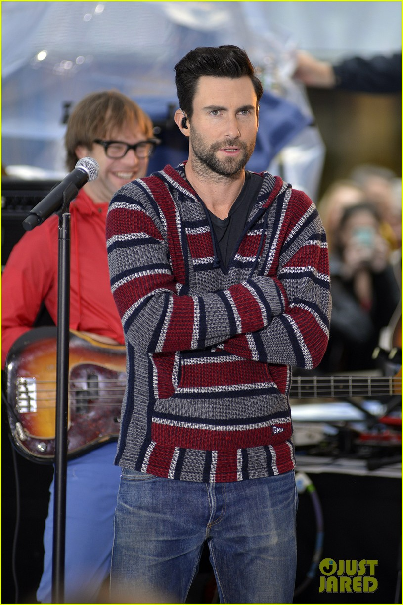 adam levine maroon 5 today show performance 072891319