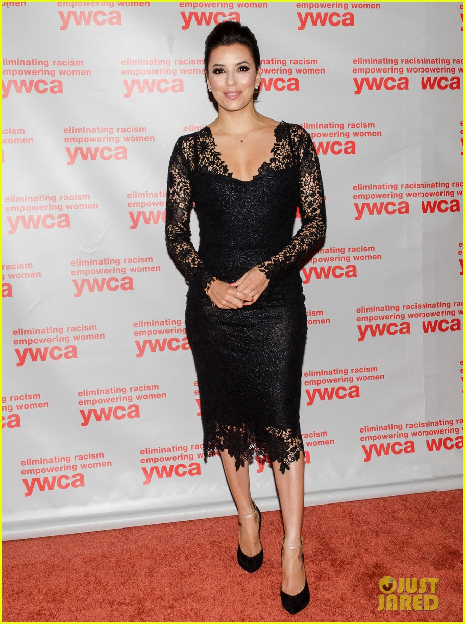 eva longoria ywca usa women of distinction awards gala 01