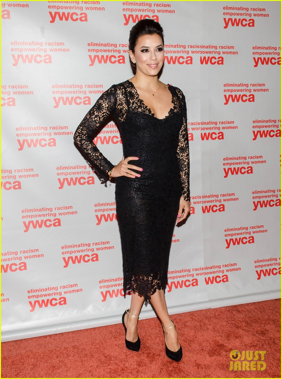 eva longoria ywca usa women of distinction awards gala 052886738