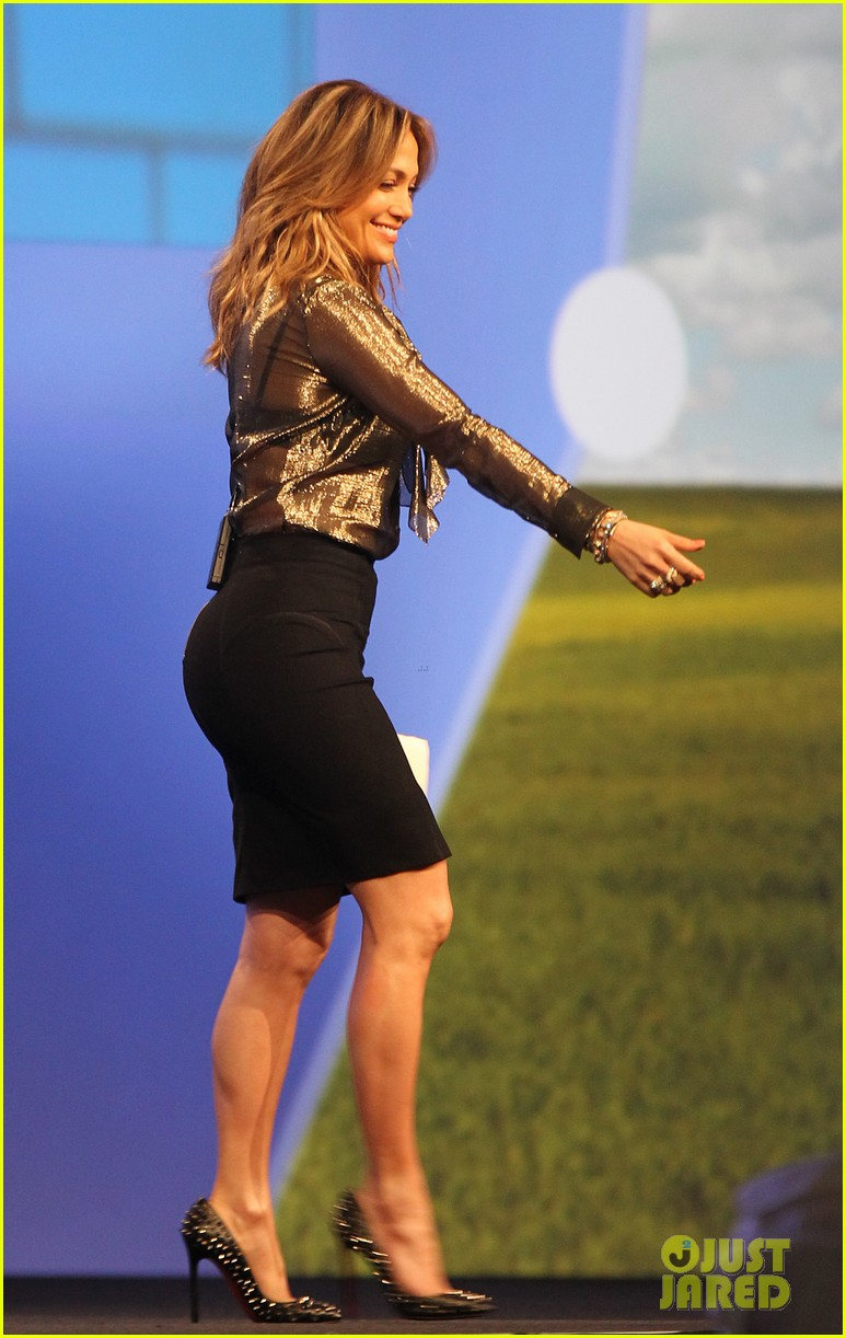 jennifer lopez visits the cable show 2013 in dc 112889879