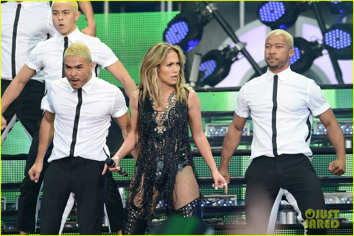 Change Concert Chime For Jennifer Lopez Mary