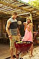 shirtless kellan lutz op summer 2013 images with katrina bowden 30