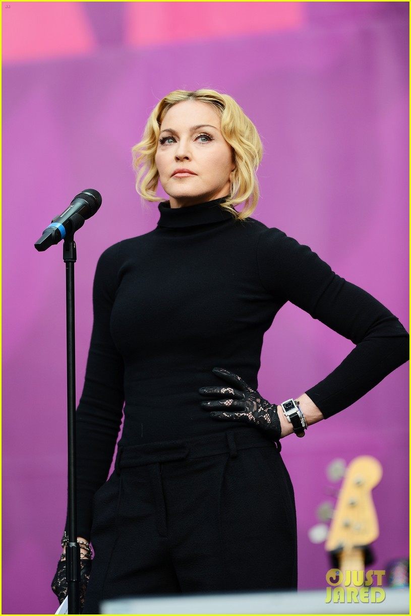 madonna speech at chime for change concert watch now 05