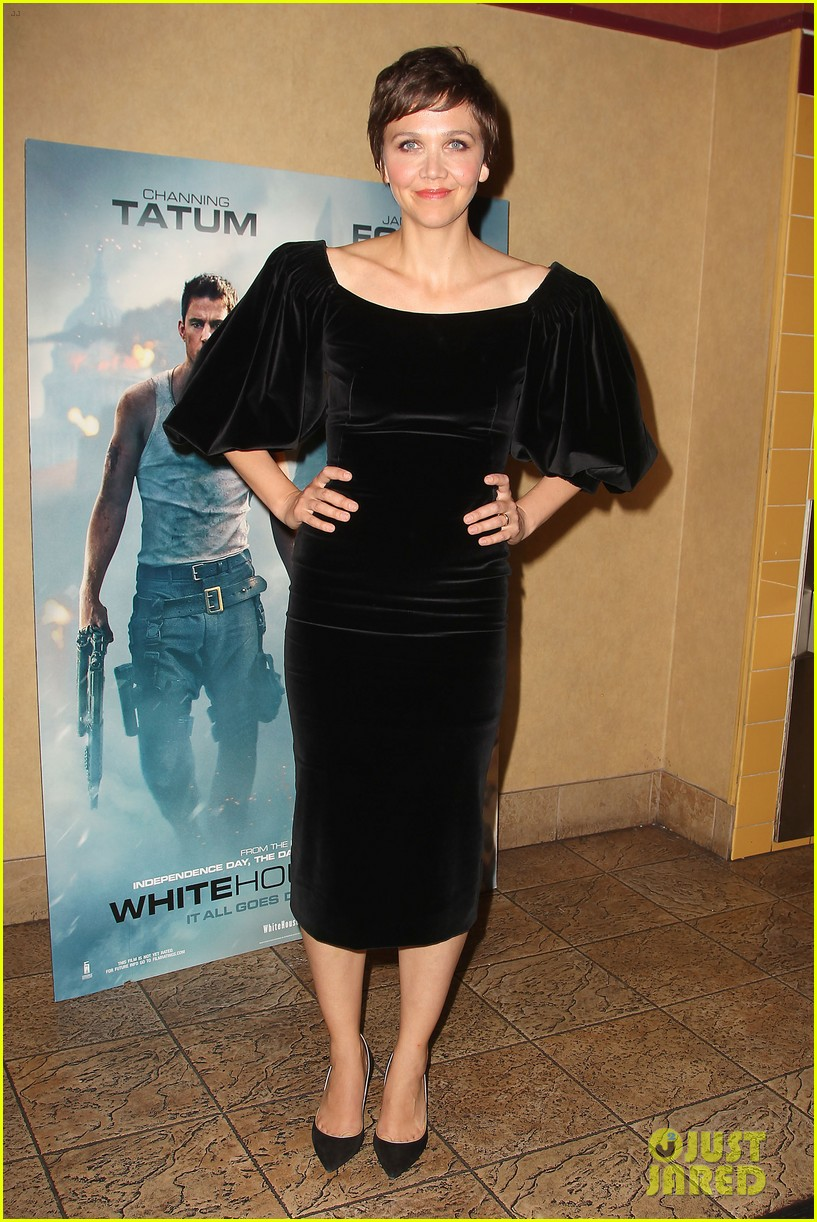 maggie gyllenhaal just jared white house down screening 05
