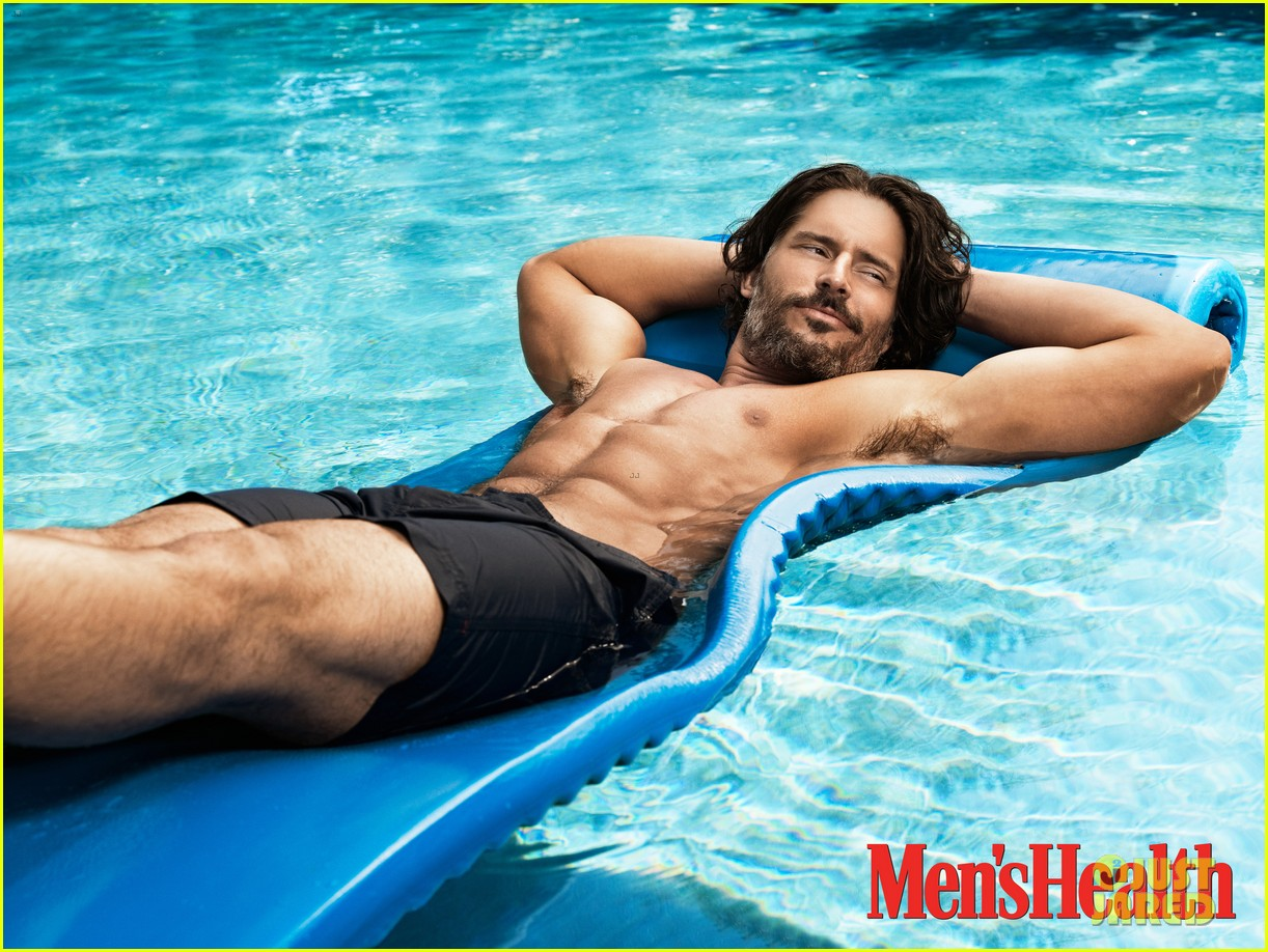 joe manganiello shirtless pool boy for mens health august 2013 012892940